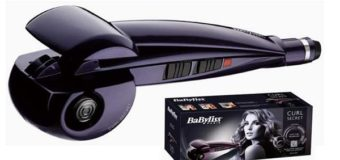Piastra per capelli BaByliss Curl Secret: offerta Amazon