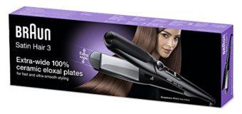 Piastra per capelli Braun ES1 Satin Hair 3: prezzo