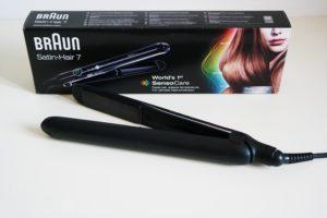 Migliori piastre per capelli Braun